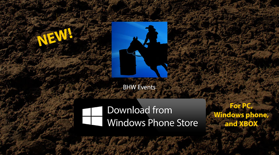 Barrel Horse World Windows App