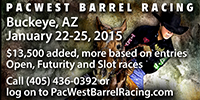 PacWest Barrel Racing