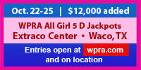 WPRA Barrel Race